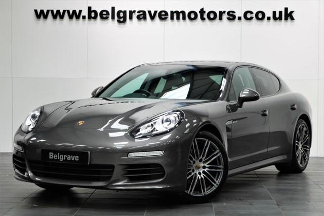 used Porsche Panamera D V6 TIPTRONIC 3- NOW SOLD in sheffield