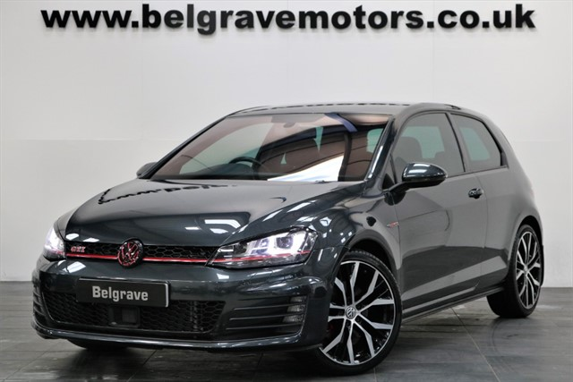 used VW Golf GTI LAUNCH UPGRADED 19