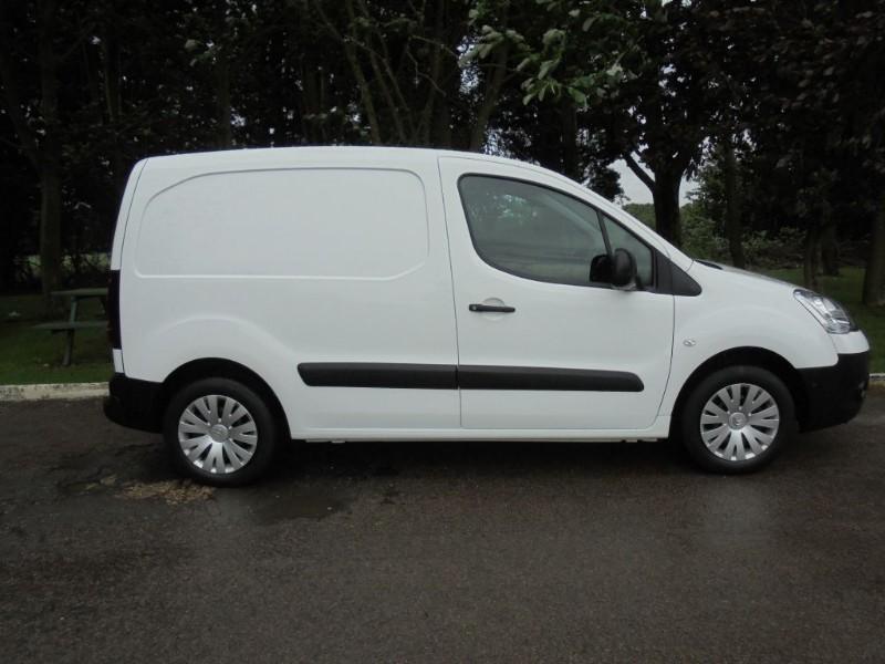 Used White Citroen Berlingo for Sale | Essex