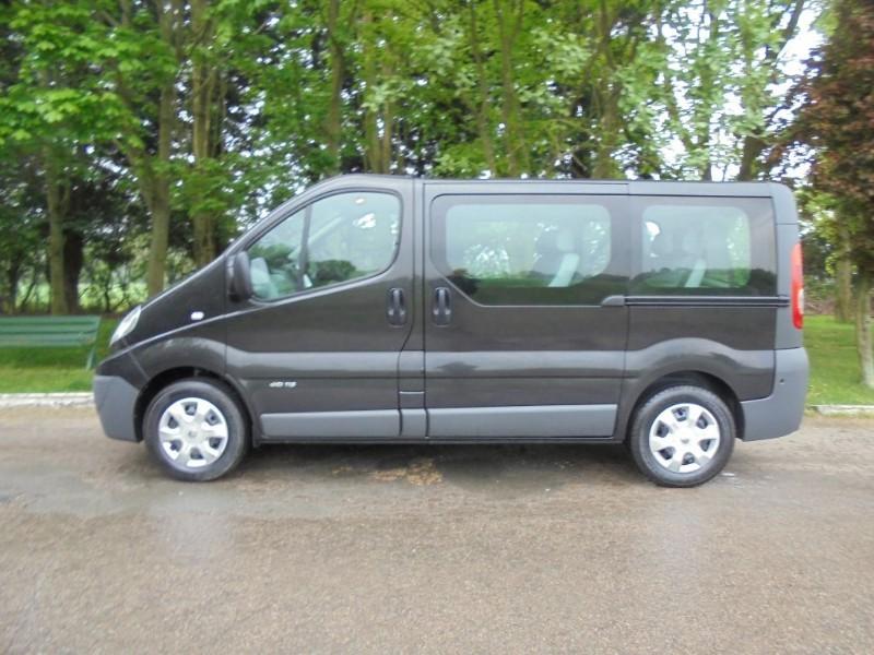Used Black Renault Trafic For Sale Essex