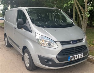 Ford Transit Custom for sale