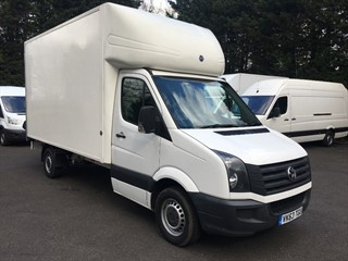 VW Crafter for sale