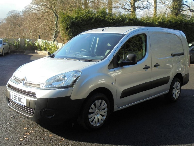 used Citroen Berlingo HDI 90 1.6 725 With Air Con in chelmsford-essex
