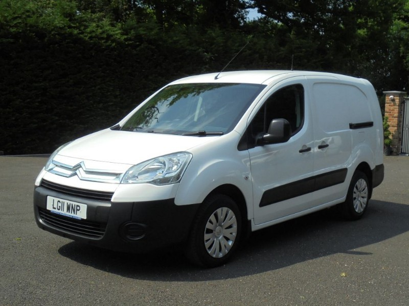 used Citroen Berlingo 750 LX L2 HDI with Air Con in chelmsford-essex