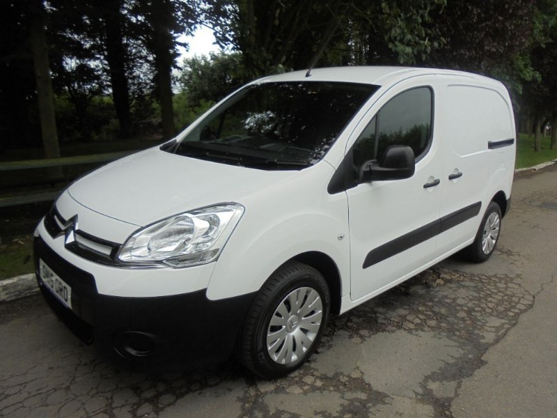 used Citroen Berlingo 625 ENTERPRISE L1 HDI in chelmsford-essex