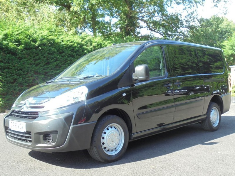 used Citroen Dispatch 1200 L2H1 ENTERPRISE HDI in chelmsford-essex