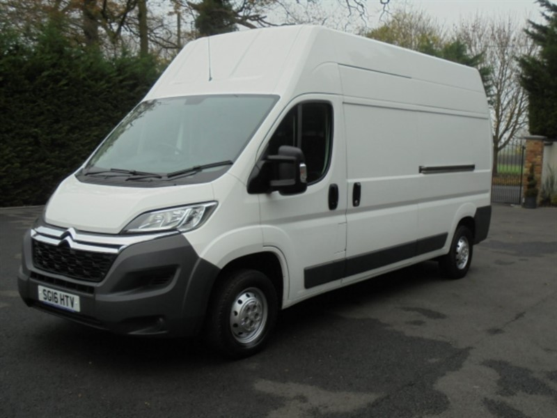 used Citroen Relay 35 L3H3 ENTERPRISE HDI in chelmsford-essex