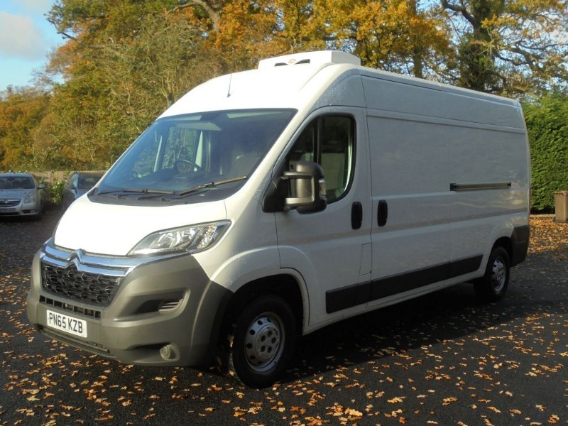 used Citroen Relay 35 L3H2 ENTERPRISE HDI in chelmsford-essex