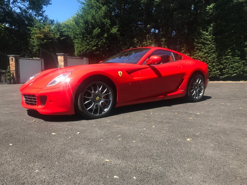 used Ferrari 599 GTB in chelmsford-essex