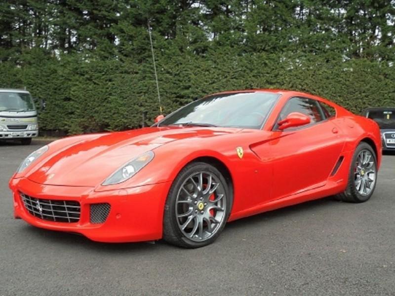 used Ferrari 599 GTB FIORANO in chelmsford-essex