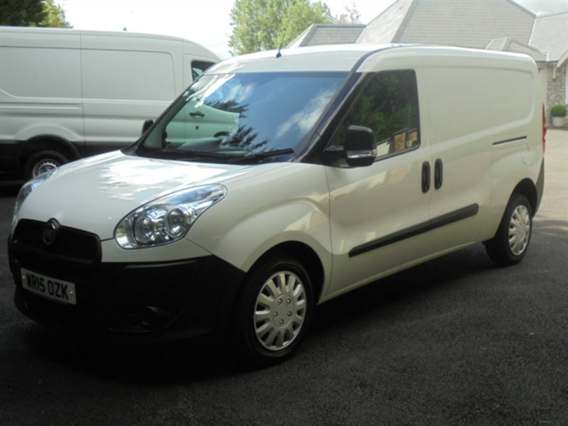 used Fiat Doblo 16V MULTIJET L2 H1 in chelmsford-essex