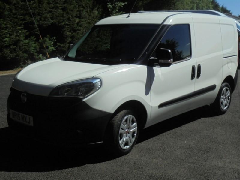 used Fiat Doblo 16V MULTIJET in chelmsford-essex