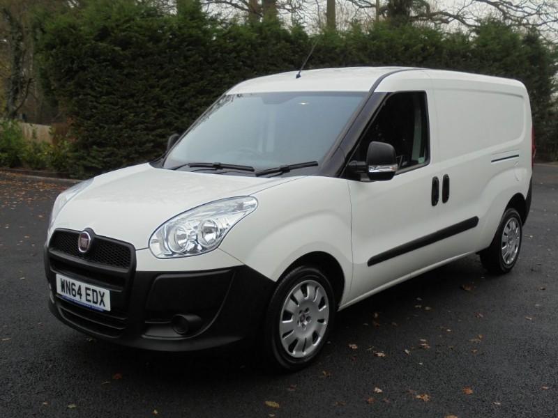 used Fiat Doblo CARGO 16V MULTIJET MAXI in chelmsford-essex