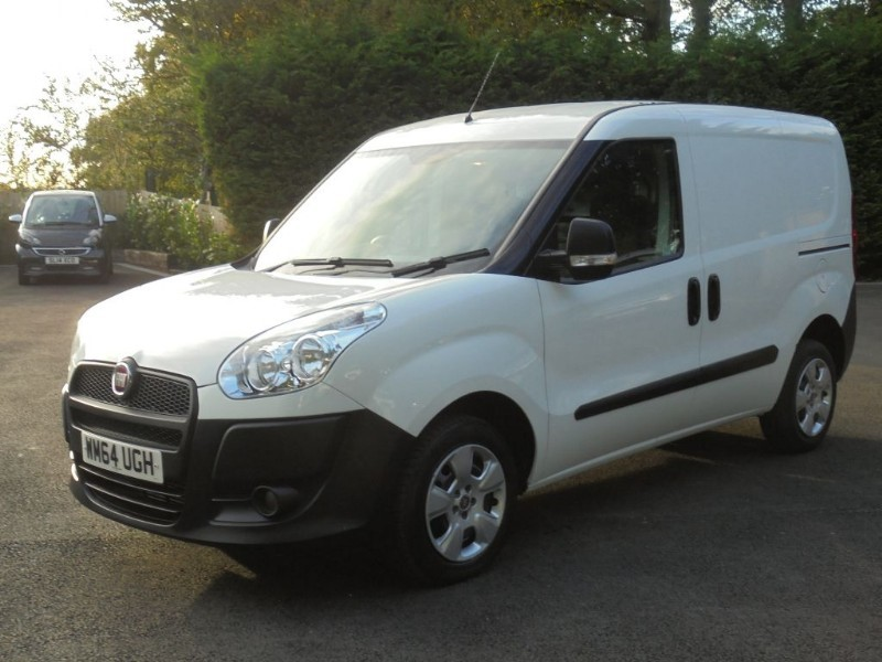 used Fiat Doblo CARGO 16V MULTIJET in chelmsford-essex
