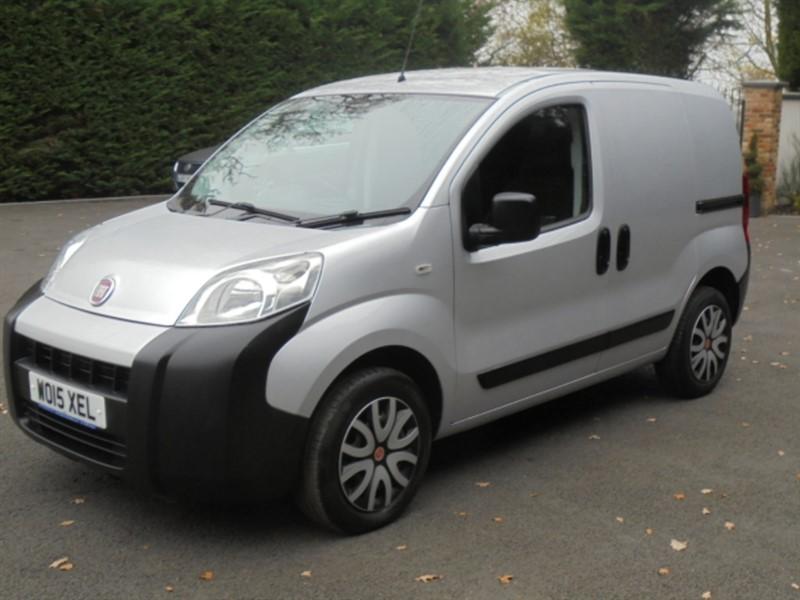 used Fiat Fiorino 16V MULTIJET in chelmsford-essex