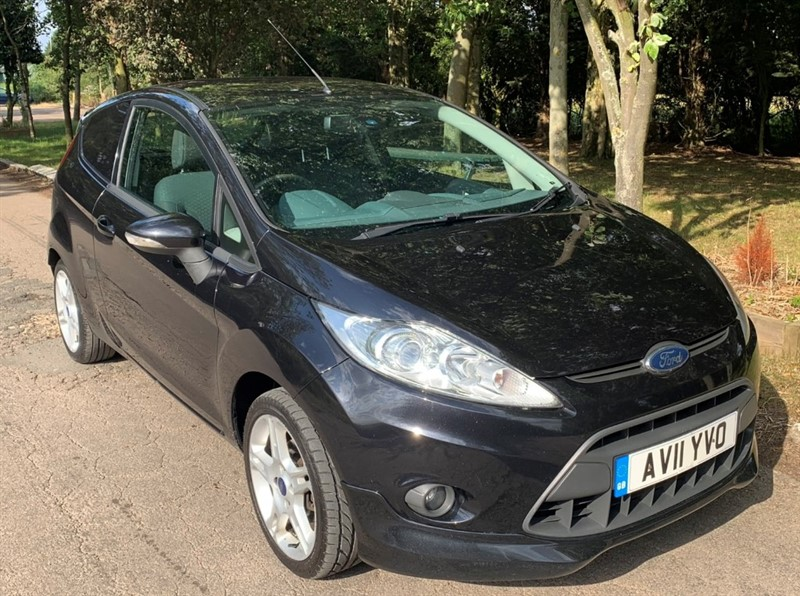 used Ford Fiesta SPORT TDCI in chelmsford-essex