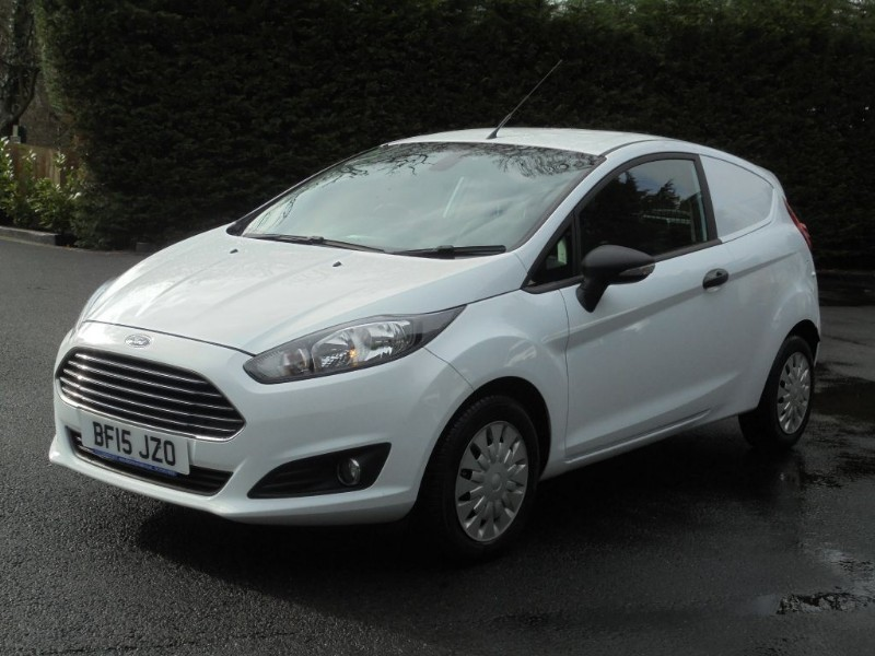 used Ford Fiesta ECONETIC TDCI in chelmsford-essex
