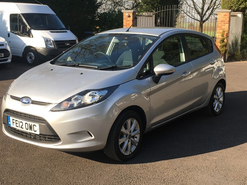 used Ford Fiesta EDGE TDCI in chelmsford-essex