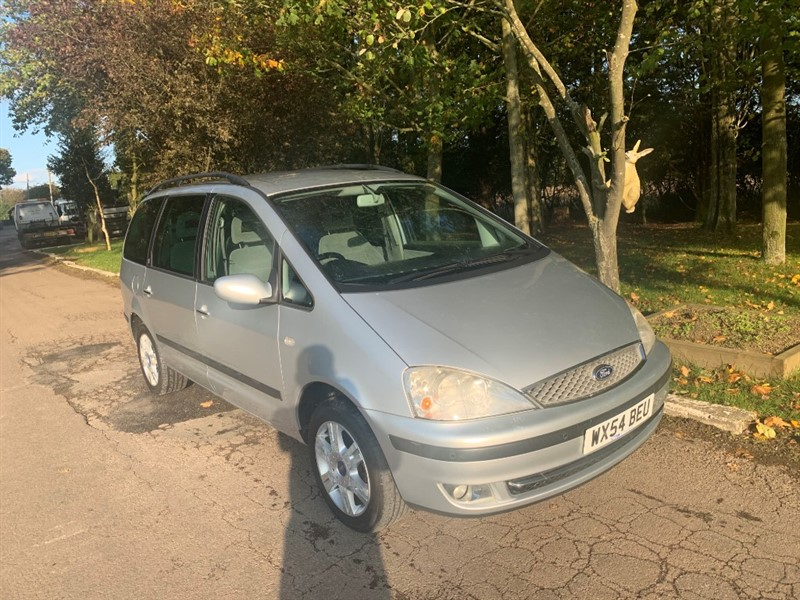 used Ford Galaxy GHIA TDI in chelmsford-essex