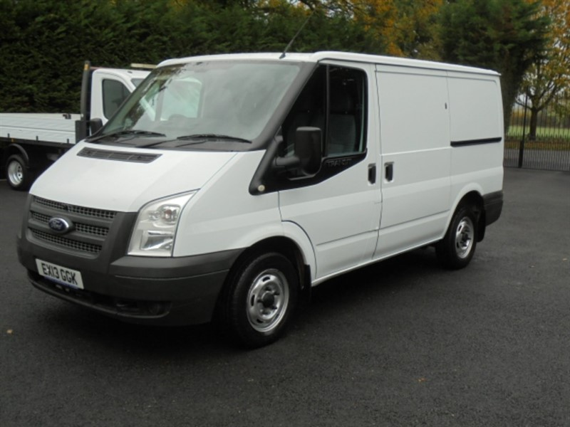 used Ford Transit 300 LR P/V in chelmsford-essex