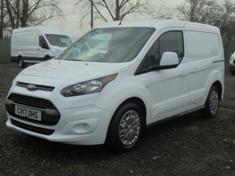 used Ford Transit Connect 220 D/CAB IN VAN in chelmsford-essex