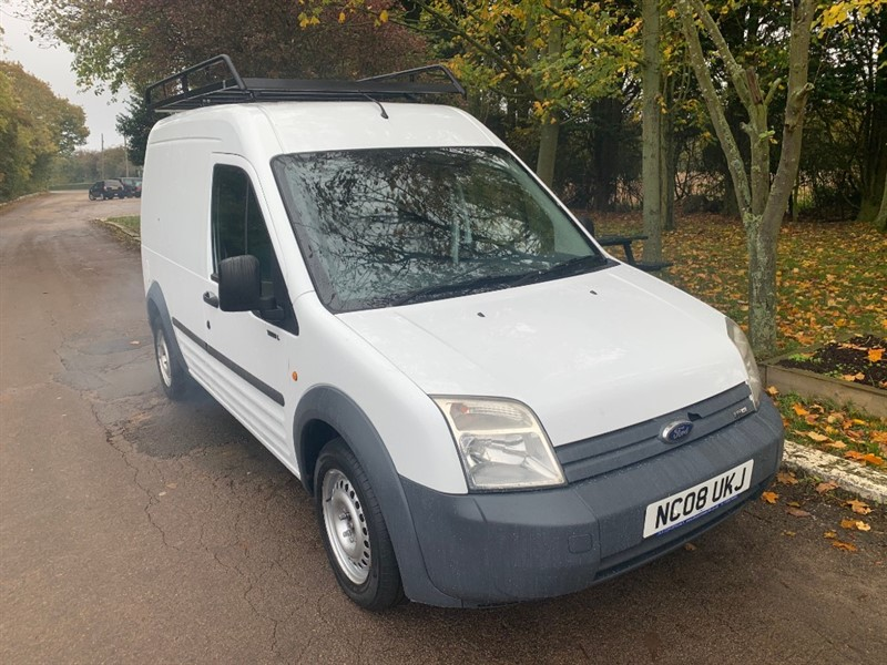 used Ford Transit Connect TDCI T230 L LWB P/V 90 in chelmsford-essex