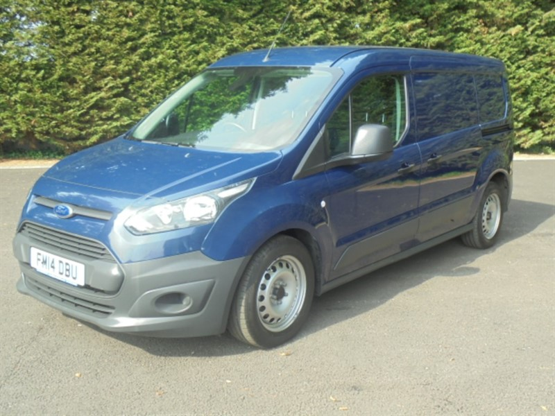 used Ford Transit Connect 210 95 L2 H1 in chelmsford-essex