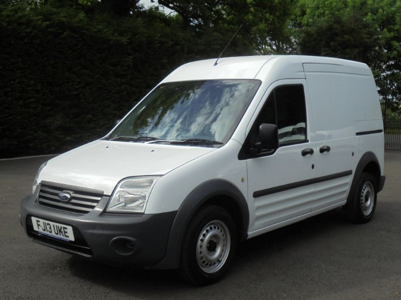 used Ford Transit Connect T230 HR LWB 100PSI  in chelmsford-essex