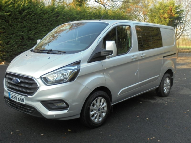 used Ford Transit Custom 320 LIMITED DCIV L1 H1 in chelmsford-essex