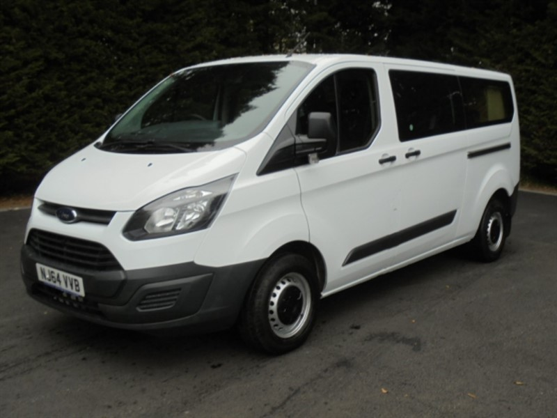 used Ford Transit Custom 310 TDCI KOMBI in chelmsford-essex