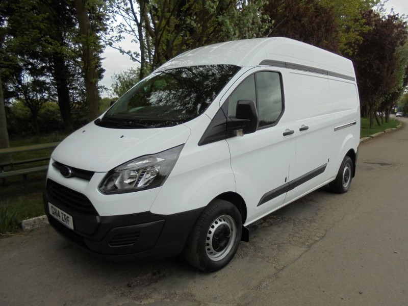 used Ford Transit Custom 290 LR P/V in chelmsford-essex