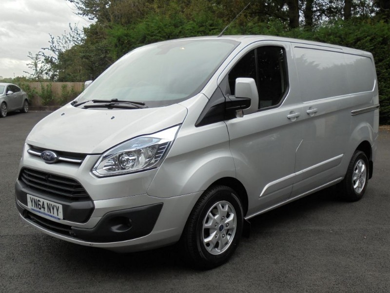 used Ford Transit Custom 290 LIMITED LR P/V in chelmsford-essex