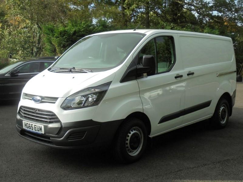 used Ford Transit Custom 290 LR P/V in chelmsford-essex