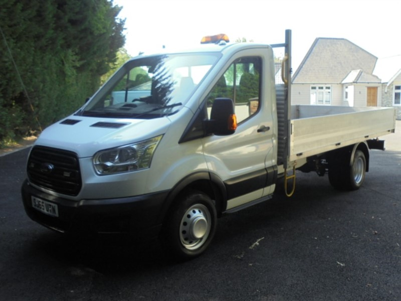 used Ford Transit 350 125PSI ELWB SINGLE CAB in chelmsford-essex