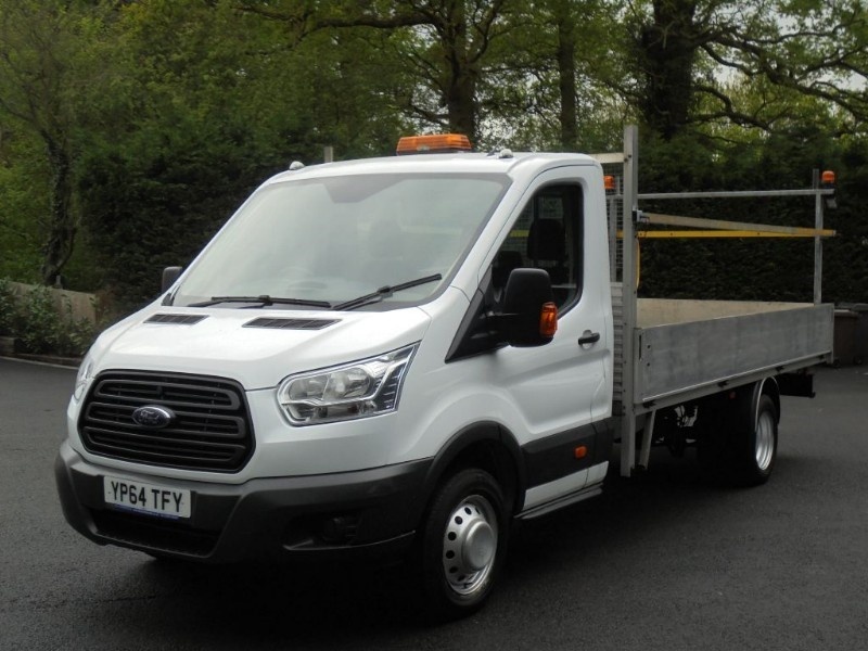 used Ford Transit T350 L4H1 125PSI DRW in chelmsford-essex