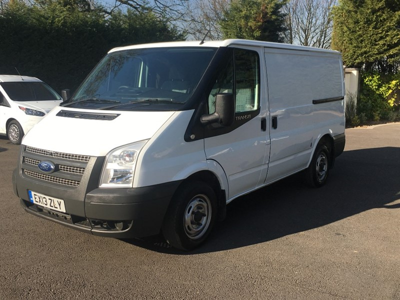 used Ford Transit T300 LR 100PSI SWB in chelmsford-essex
