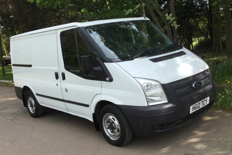 used Ford Transit 260 LR P/V in chelmsford-essex