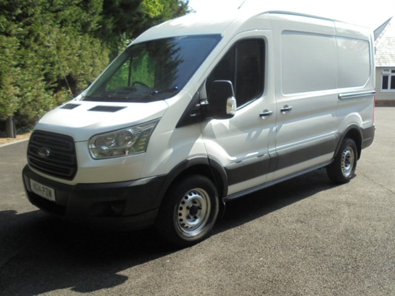 used Ford Transit 350 SHR P/V in chelmsford-essex