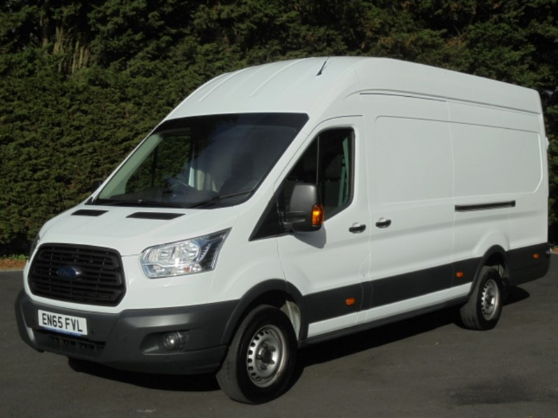 used Ford Transit 350 L3 H3 125PSI in chelmsford-essex