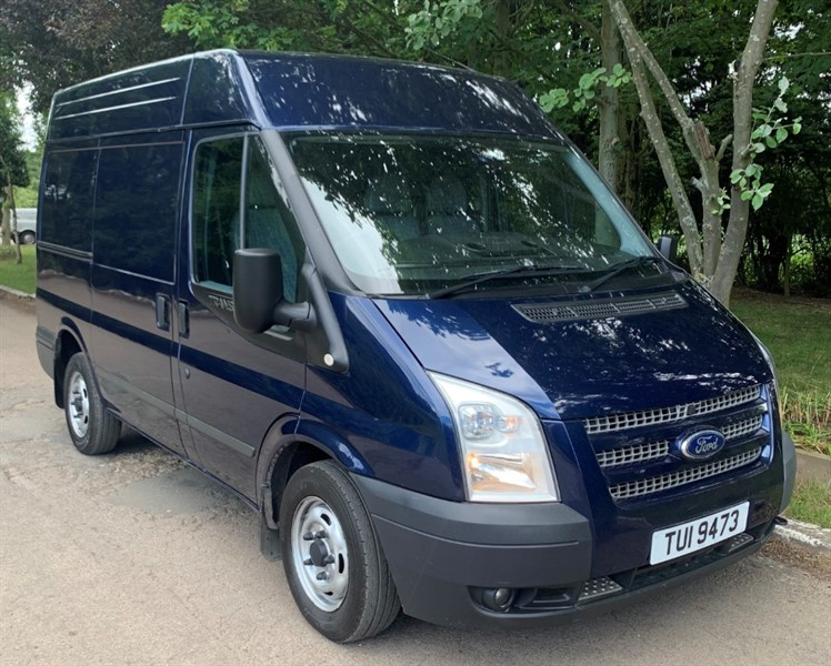 used Ford Transit 260 TREND P/V in chelmsford-essex