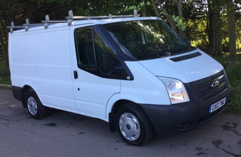 used Ford Transit 250 LR P/V in chelmsford-essex