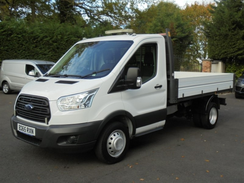 used Ford Transit 350 C/C DRW 1 STOP 1 WAY in chelmsford-essex