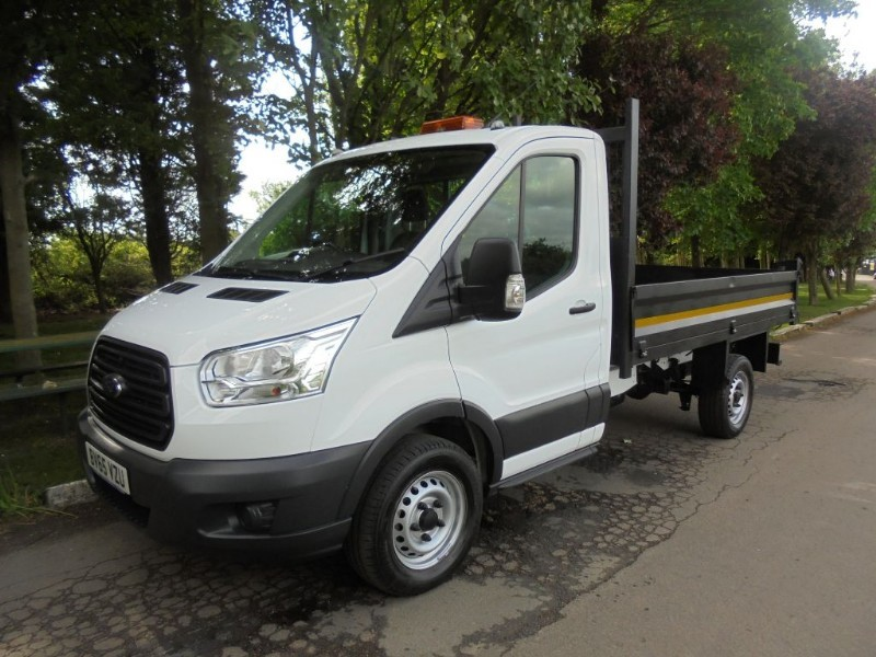 used Ford Transit 350 C/C DRW in chelmsford-essex