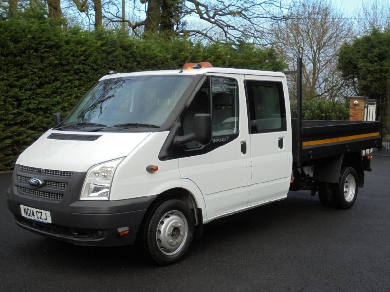 used Ford Transit 350 DRW in chelmsford-essex
