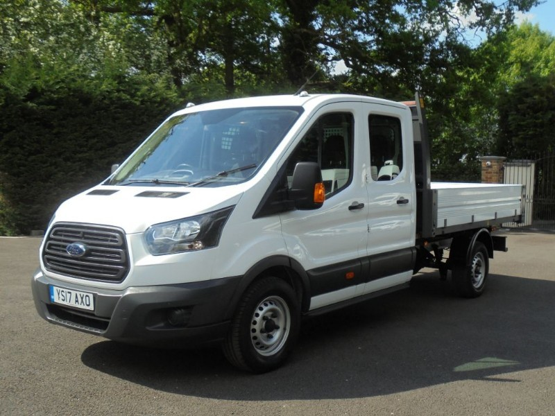 used Ford Transit 350 L3 H2 P/V DRW in chelmsford-essex