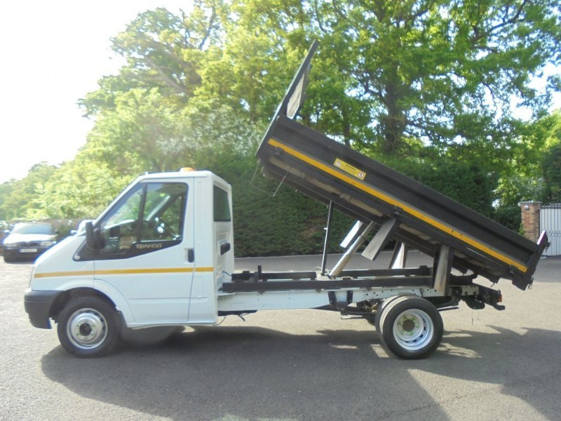 used Ford Transit T350 DRW 100PSI  in chelmsford-essex