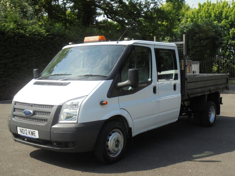 used Ford Transit 350 DRW D/CAB 100PSI in chelmsford-essex