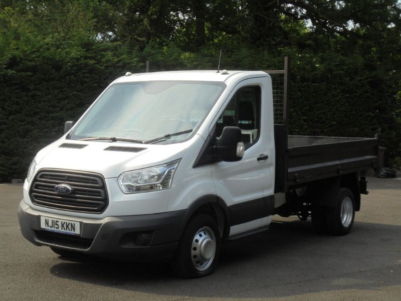 used Ford Transit 350 C/C DRW MWB 125PSI in chelmsford-essex