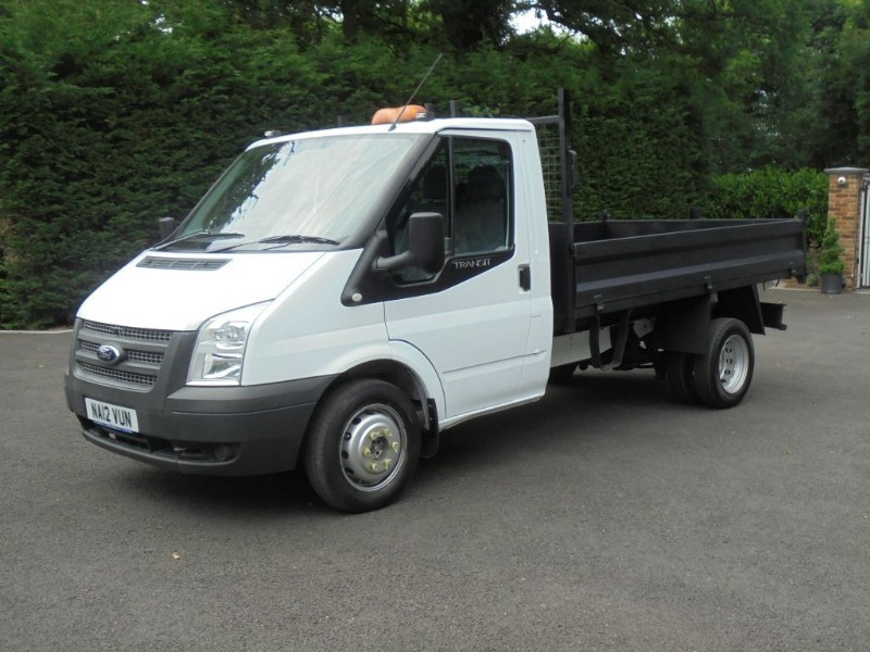 used Ford Transit 350 DRW 100PSI MWB in chelmsford-essex
