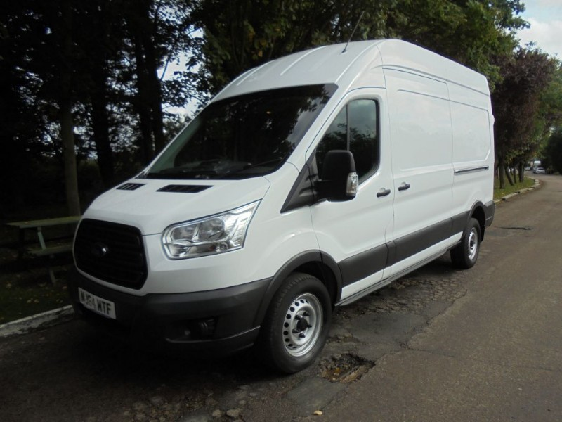 used Ford Transit 350 H/R P/V in chelmsford-essex